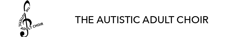 The Autistic Adult Choir Logo